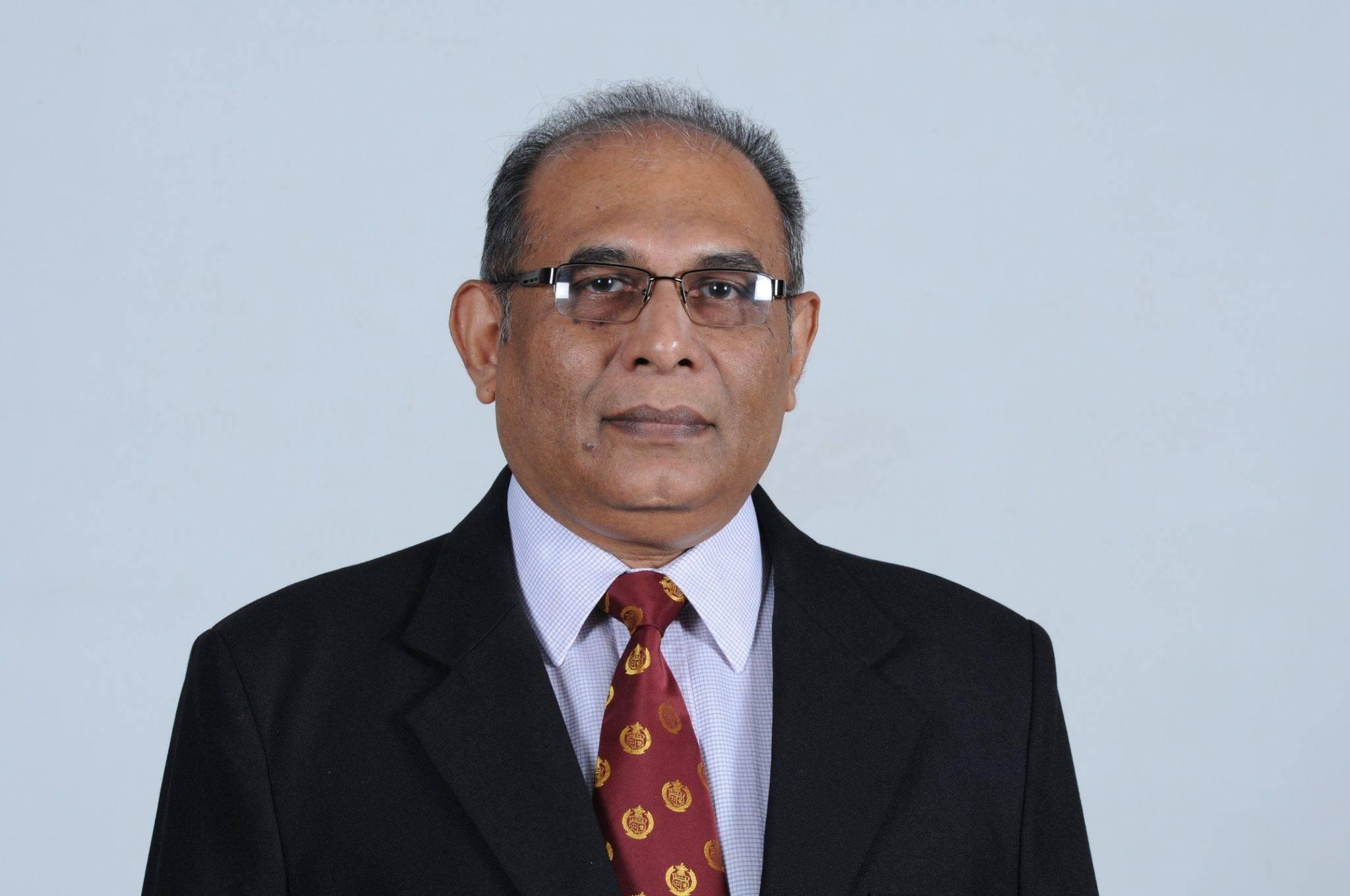 Professor K. Tharu Benny